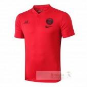 Polo Paris Saint Germain Rosso 2019 2020