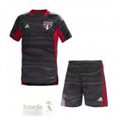 Portiere Divise Calcio Set Bambino Sao Paulo 2021 2022