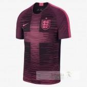 Pre Match Divise calcio Formazione Inghilterra 2018 Rosa