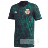 Pre Match Divise calcio Messico 2020 Blu
