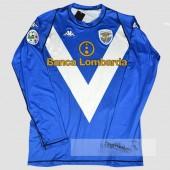 Prima Manica Lunga Divise calcio Brescia Calcio Retro 2003 2004