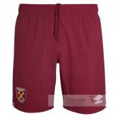 Prima Pantaloni West Ham United 2019 2020