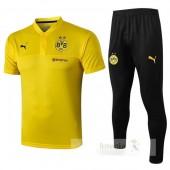 Set Polo Borussia Dortmund 2019 2020 Giallo