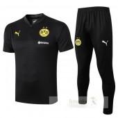 Set Polo Borussia Dortmund 2019 2020 Nero