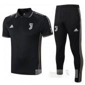 Set Polo Juventus 2019 2020 Giallo