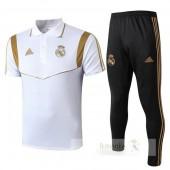 Set Polo Real Madrid 2019 2020 Nero