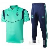 Set Polo Real Madrid 2019 2020 Verde Blu