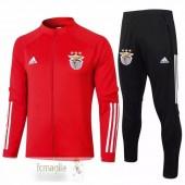 Tuta Benfica 2020 2021 Rosso Nero