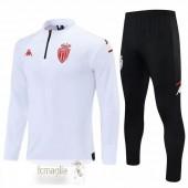 Tuta Calcio AS Monaco 2021 2022 Bianco