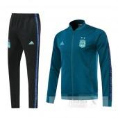 Tuta Calcio Argentina 2019 Blu