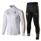 Tuta Calcio Bambino Real Madrid 2019 2020 Bianco