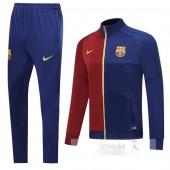 Tuta Calcio Barcellona 2019 2020 Rosso Blu