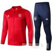 Tuta Calcio Bayern Monaco 2019 2020 Rosso Blu