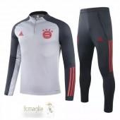 Tuta Calcio Bayern Monaco 2020 2021 Grigio