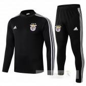Tuta Calcio Benfica 2019 2020 Nero