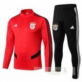 Tuta Calcio Benfica 2019 2020 Rosso