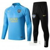 Tuta Calcio Boca Juniors 2018 2019 Blu Nero