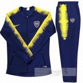 Tuta Calcio Boca Juniors 2018-2019 Blu