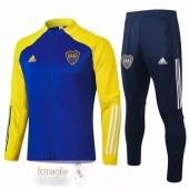 Tuta Calcio Boca Juniors 2020 2021 Blu Giallo