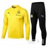 Tuta Calcio Borussia Dortmund 2018 2019 Giallo