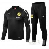 Tuta Calcio Borussia Dortmund 2018 2019 Nero