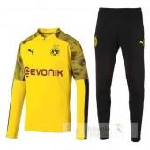 Tuta Calcio Borussia Dortmund 2019 2020 Giallo
