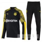 Tuta Calcio Borussia Dortmund 2019-2020 Nero