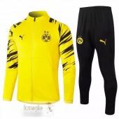 Tuta Calcio Borussia Dortmund 2020 2021 Giallo Nero