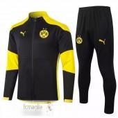 Tuta Calcio Borussia Dortmund 2020 2021 Nero