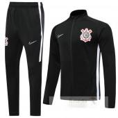 Tuta Calcio Corinthians Paulista 2019 2020 Nero
