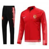 Tuta Calcio Evergrande 2019 2020 Rosso