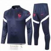 Tuta Calcio Francia 2020 Blu