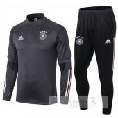 Tuta Calcio Germania 20 Nero