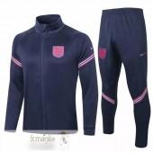 Tuta Calcio Inghilterra 2020 Navy