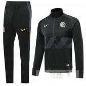 Tuta Calcio Inter Milan 2019 2020 Nero