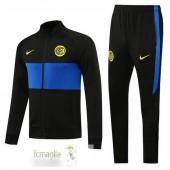 Tuta Calcio Inter Milan 2020 2021 Nero Blu Giallo
