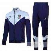 Tuta Calcio Italia 2020 Blu