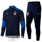 Tuta Calcio Italia 2021 Blu Navy