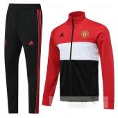 Tuta Calcio Manchester United 2019-2020 Rosso
