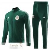 Tuta Calcio Messico 2020 Verde
