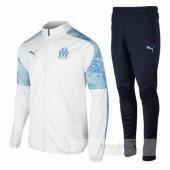 Tuta Calcio Olympique Marsiglia 2019 2020 Bianco