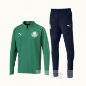 Tuta Calcio Palmeiras 2018 2019 Verde Nero