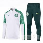 Tuta Calcio Palmeiras 2019 2020 Verde Bianco