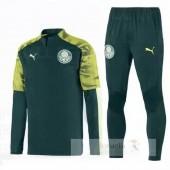 Tuta Calcio Palmeiras 2019 2020 Verde Navy