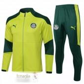 Tuta Calcio Palmeiras 2021 2022 Verde Luce