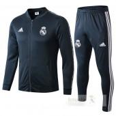 Tuta Calcio Real Madrid 2019-2020 Blu
