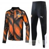 Tuta Calcio Valencia 2019 2020 Arancione