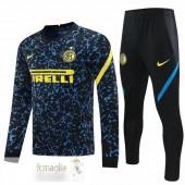 Tuta Inter Milan 2020 2021 Blu Giallo